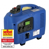 2,2 kW Digitaler Inverter Generator benzinbetrieben DQ2200 - 1