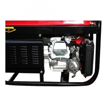 2500 Watt Hybrid Stromgenerator für LPG und Benzin Betrieb - 2
