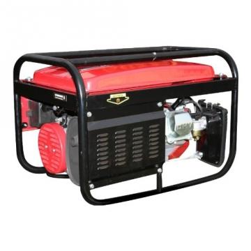 2500 Watt Hybrid Stromgenerator für LPG und Benzin Betrieb - 3