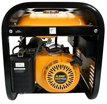 4-Takt 8500 W Stromerzeuger Stromgenerator Generator Notstromaggregat SWISSKRAFT - 2