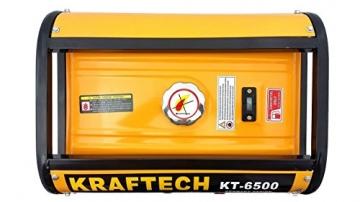 4-Takt 8500 W Stromerzeuger Stromgenerator Generator Notstromaggregat SWISSKRAFT - 3