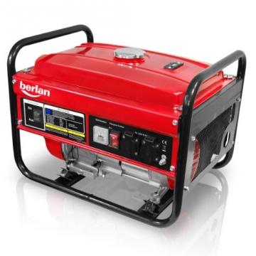Berlan Benzin Stromerzeuger BSTE3000 – 2800 Watt -