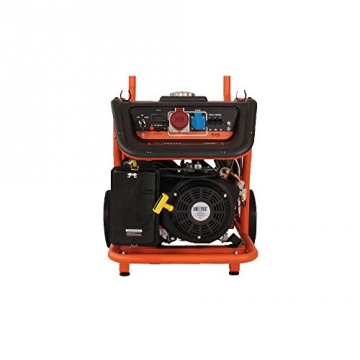 FX-SG7500B mit 380V und Elektrostarter Anschluss Stromerzeuger Motor Stromaggregat Stromgenerator - 4