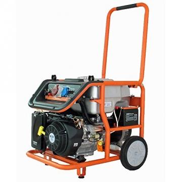 FX-SG7500B mit 380V und Elektrostarter Anschluss Stromerzeuger Motor Stromaggregat Stromgenerator - 1