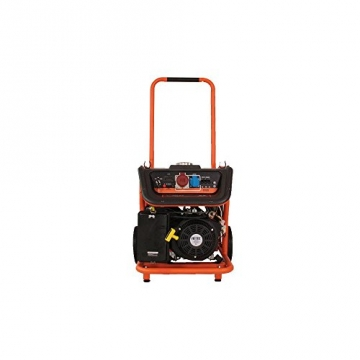 FX-SG7500B mit 380V und Elektrostarter Anschluss Stromerzeuger Motor Stromaggregat Stromgenerator - 5