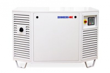 Gas-Notstromversorger ESE 808 GF Gas 8,0 kVA E-Start - 1