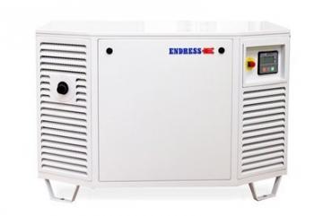 Gas-Notstromversorger ESE 808 GF Gas 8,0 kVA E-Start -