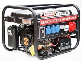 Stromerzeuger FG-8500XE Elektrostart mit 3.0 kW Dauerleistung für Gartenbereich sowie Freizeit- und Campingaktivitten. - 1