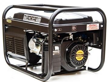 Stromerzeuger FG-8500XE Elektrostart mit 3.0 kW Dauerleistung für Gartenbereich sowie Freizeit- und Campingaktivitten. - 4