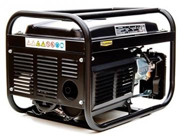 Stromerzeuger FG-8500XE Elektrostart mit 3.0 kW Dauerleistung für Gartenbereich sowie Freizeit- und Campingaktivitten. - 5