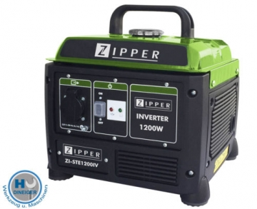 Zipper Inverter Stromaggregat ZI-STE1200IV