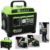 Zipper Stromgenerator 1,1 kW Generator Stromerzeuger 1200 Watt Notstromaggregat -